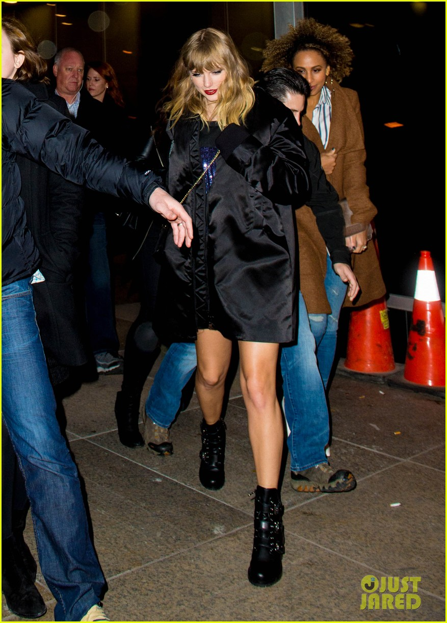 taylor swift snl after party 04