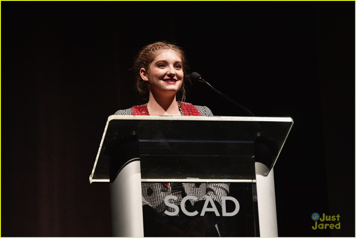 willow shields scad into rainbow award talk 19