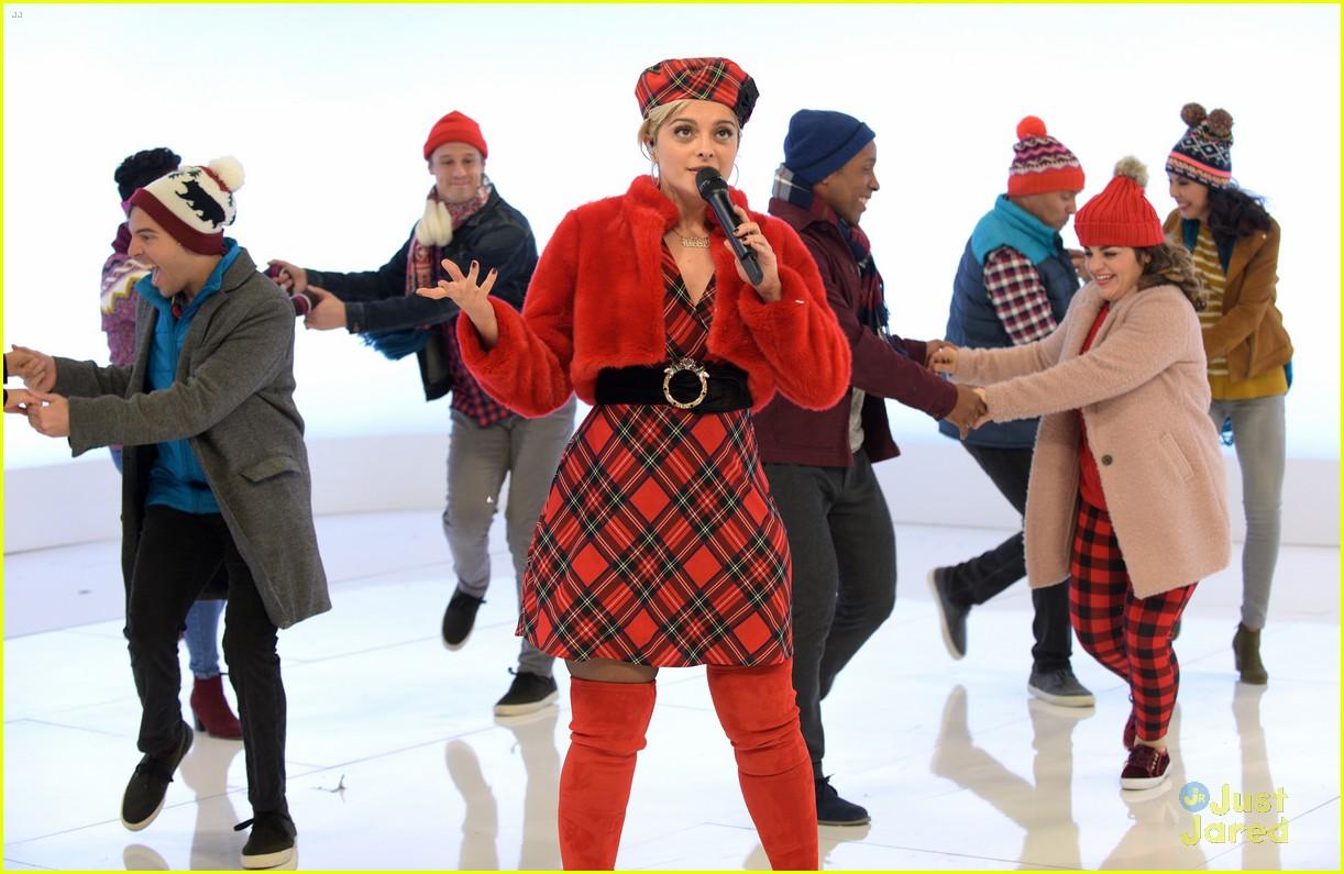 bebe rexha count on christmas song 01