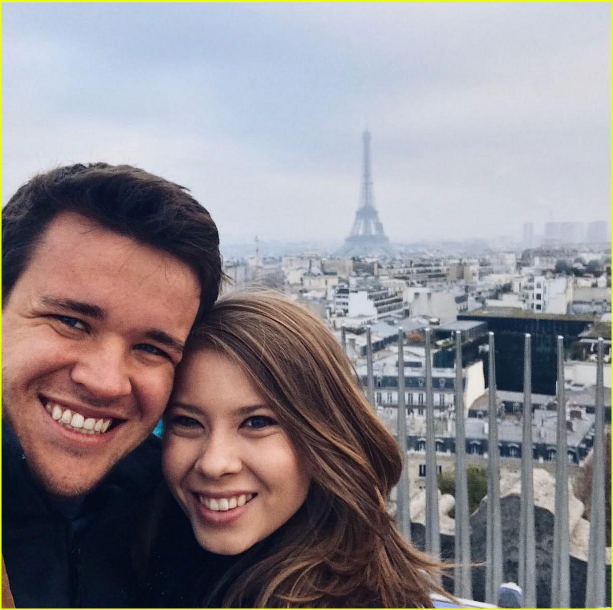 bindi irwin shares paris vacation photos 05