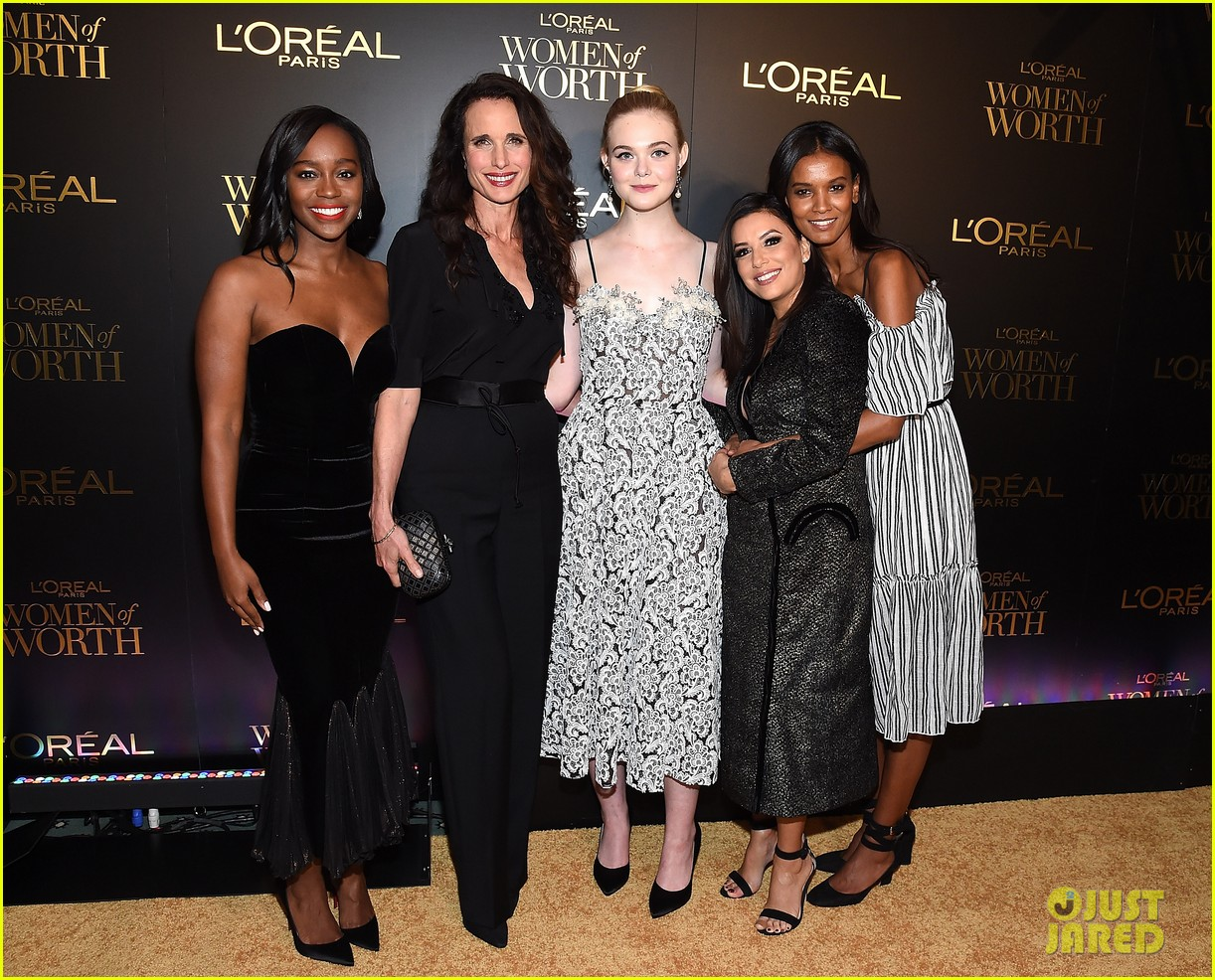 camila cabello and ashley benson glam it up for loreal paris women of worth celebration 05