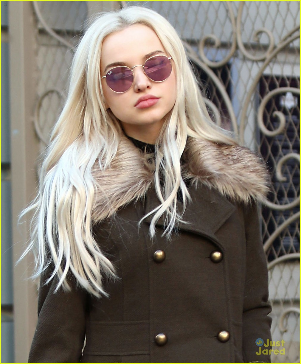 dove cameron lavendar hair next excl errands 04