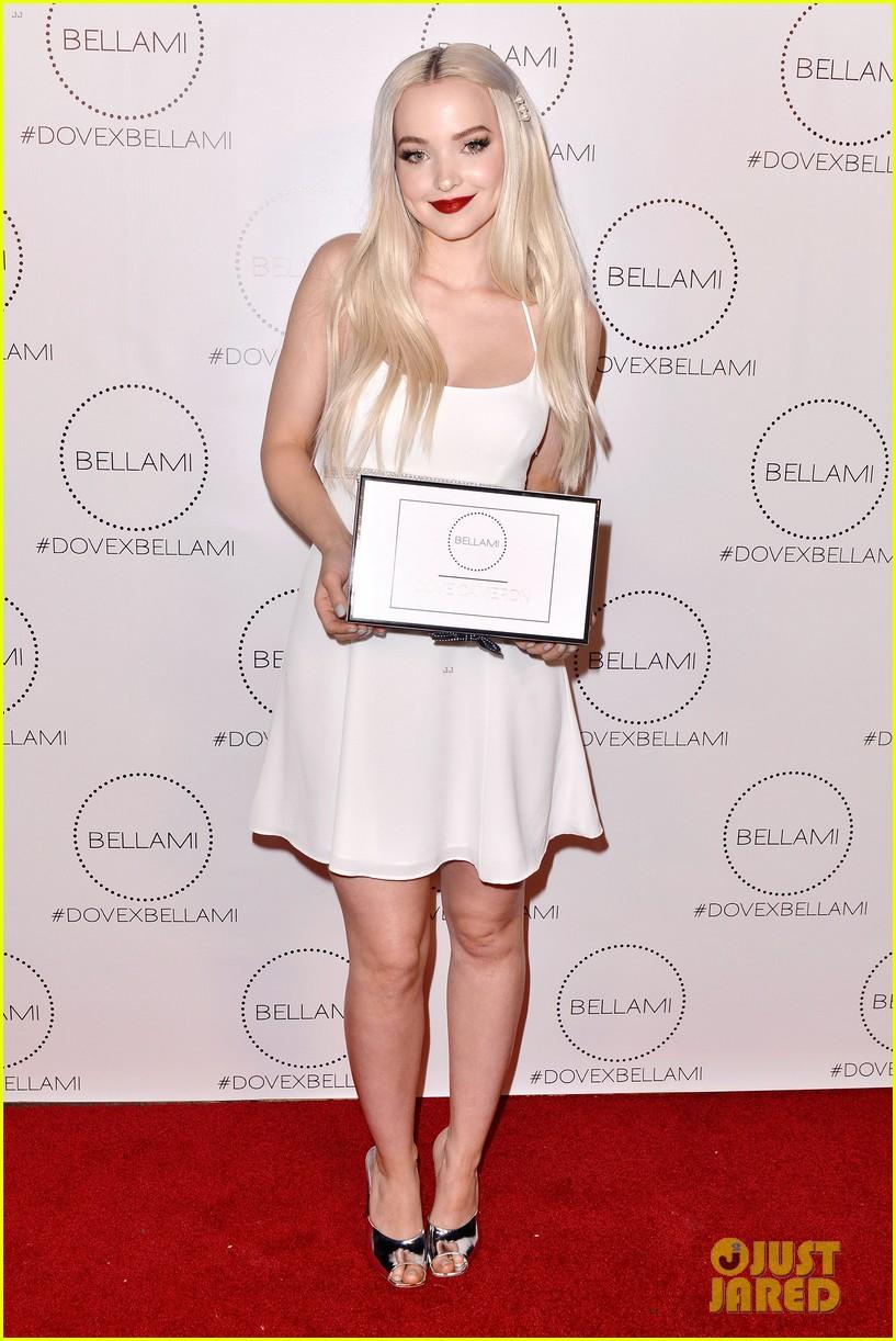 Dove Cameron Launches Bellami Hair Extension Collection Photo