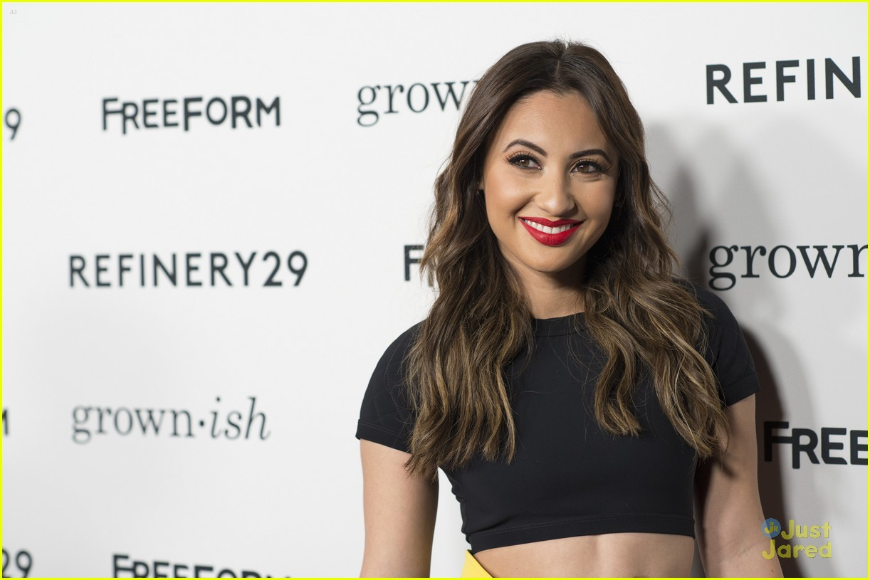 francia raisa prepare grownish role 01