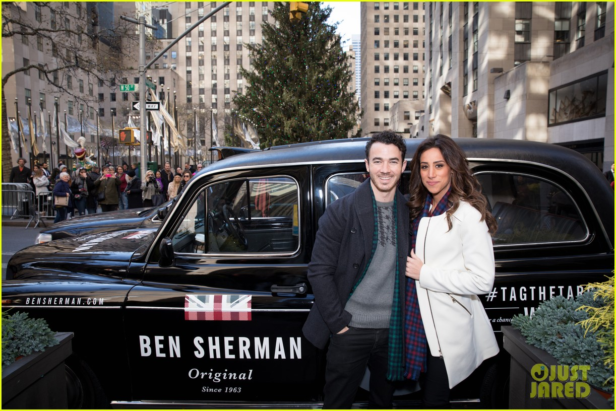 kevin jonas danielle jonas ben sherman taxis sophie join family quotes 02