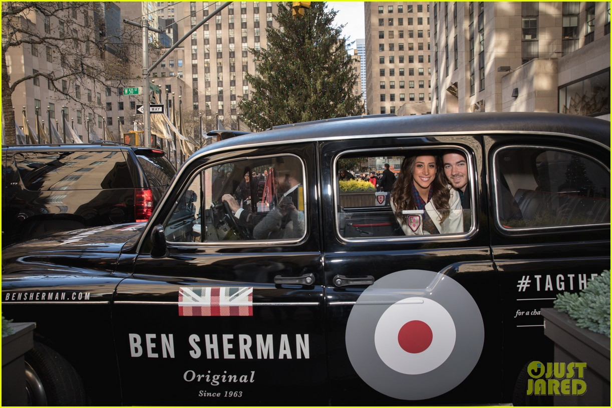 kevin jonas danielle jonas ben sherman taxis sophie join family quotes 19