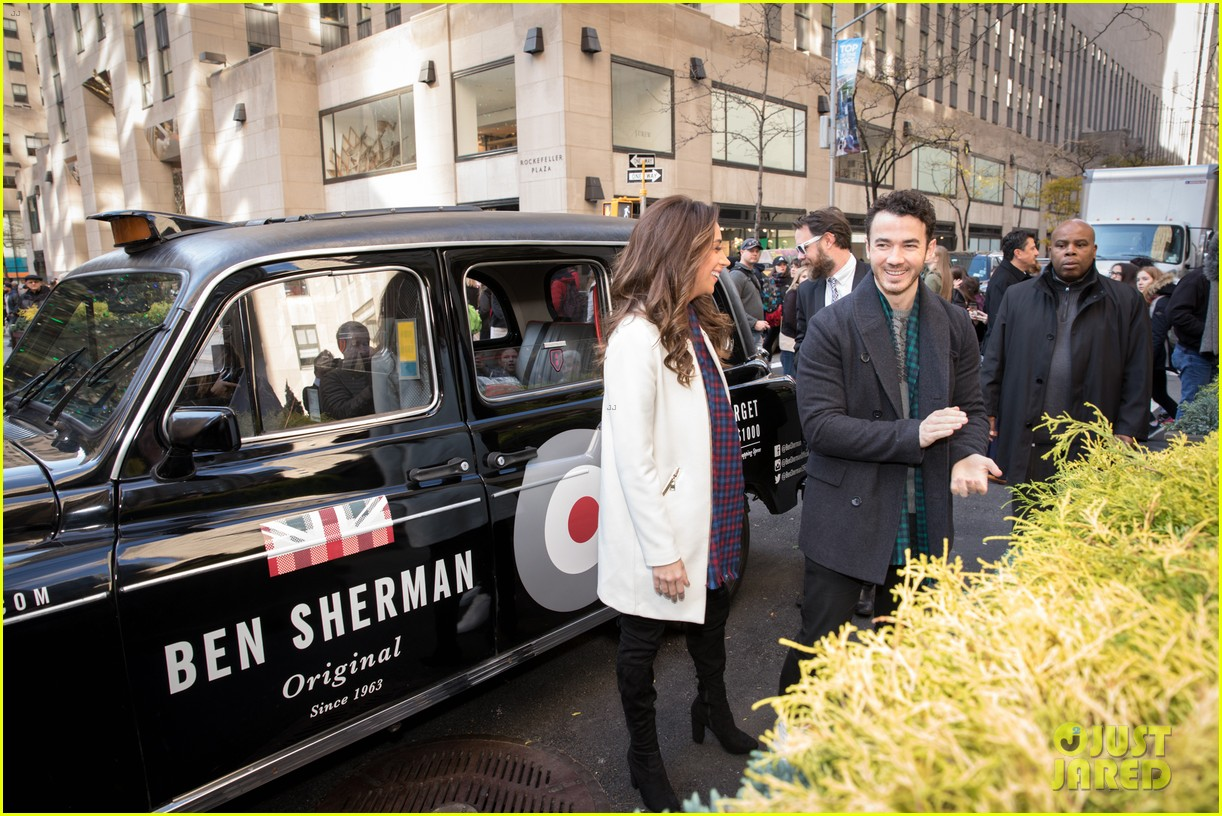 kevin jonas danielle jonas ben sherman taxis sophie join family quotes 25