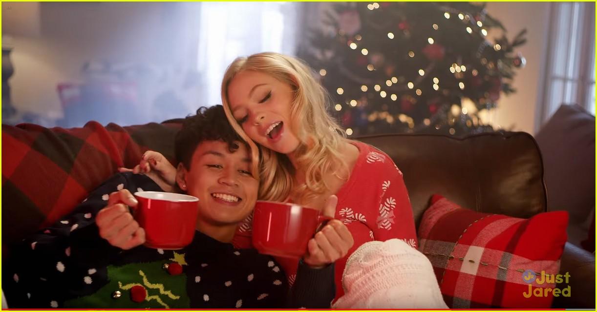 jordyn jones best christmas ever video 02 - Best Christmas Ever