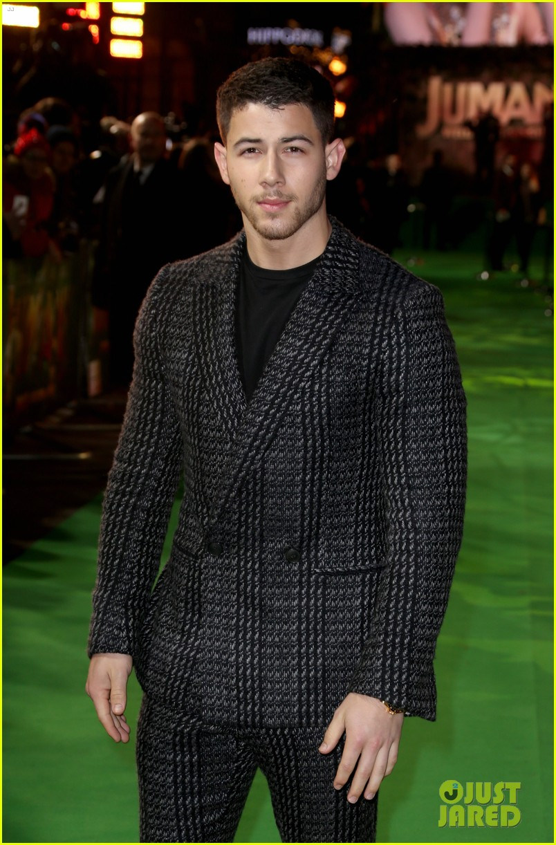 jumanji london nick jonas 22