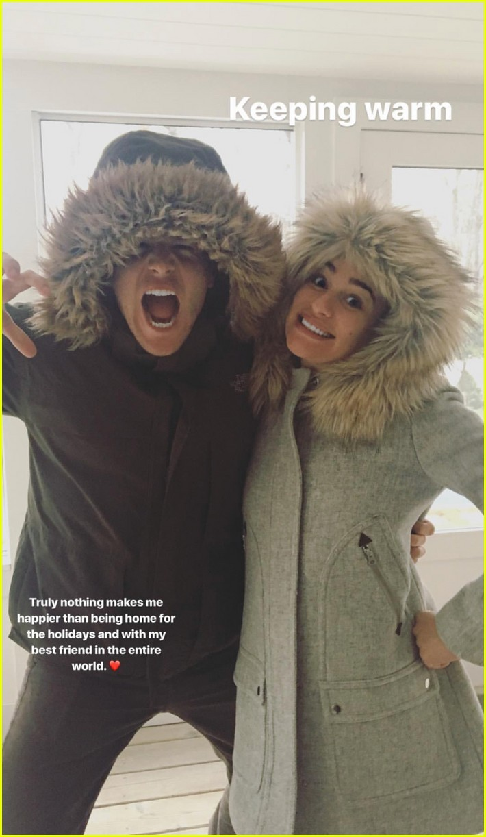 lea michele is spending the holidays with jonathan groff zandy reich 02