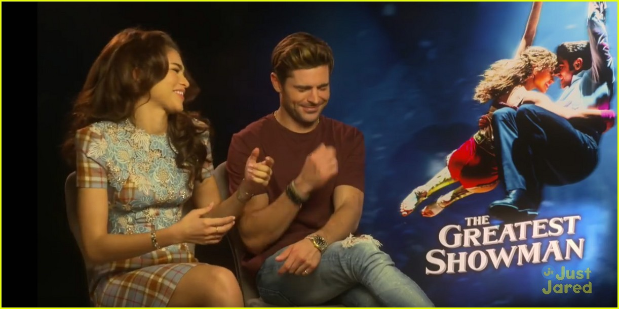 zendaya zac efron greatest kiss quote 02