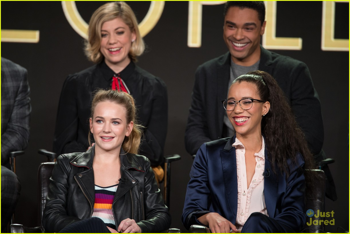 britt robertson recast for people decision abc tca party 10