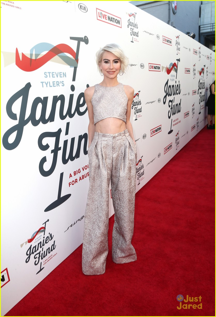 chelsea kane ashley tisdale janies fund grammys event 11