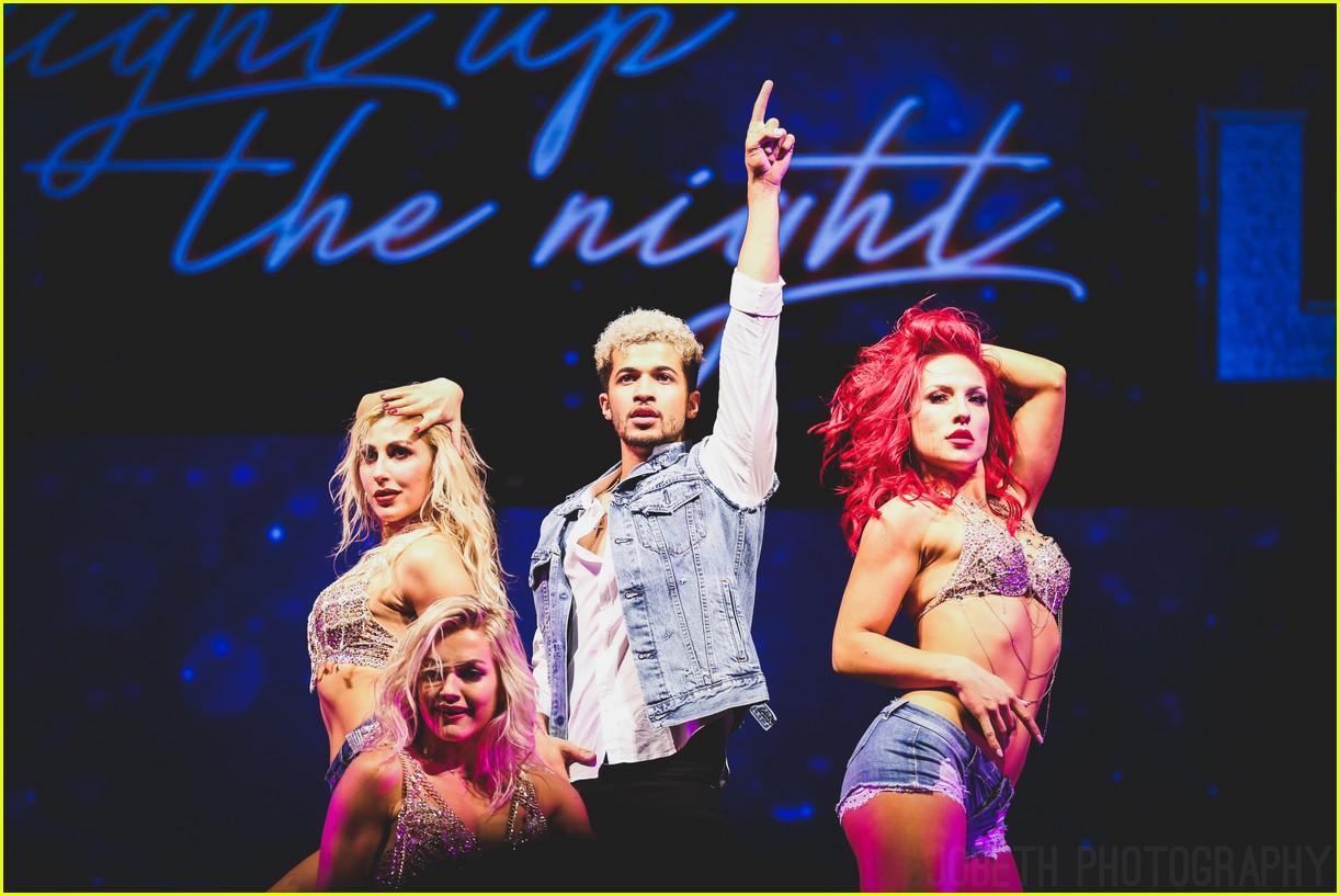 dwts light up night tour pics 01