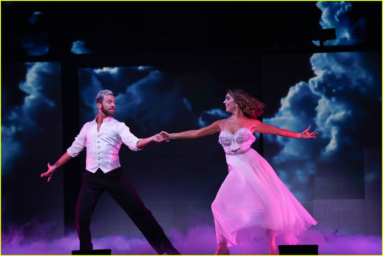 dwts light up night tour pics 16