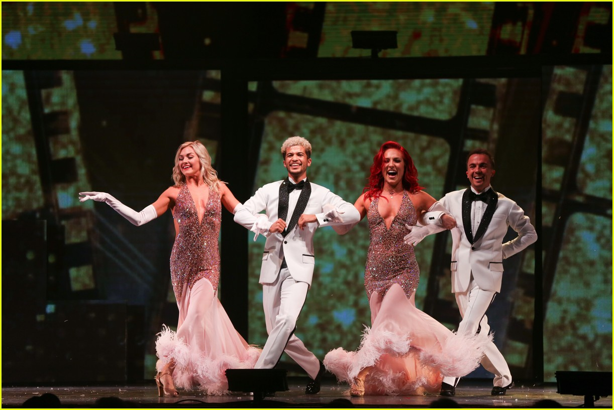 dwts light up night tour pics 26