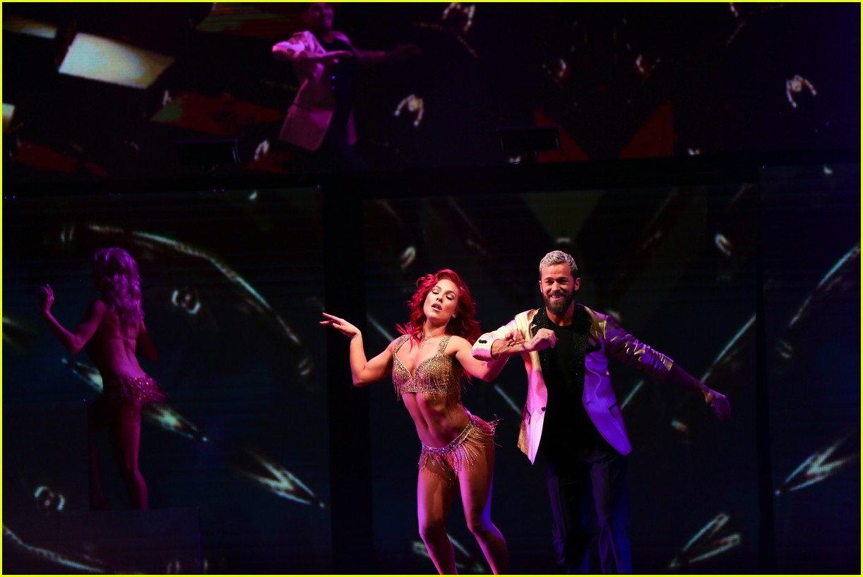 dwts light up night tour pics 35