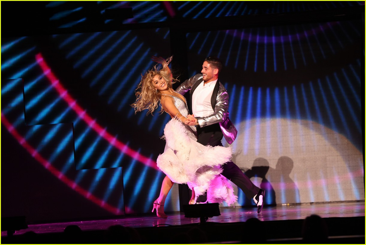 dwts light up night tour pics 38