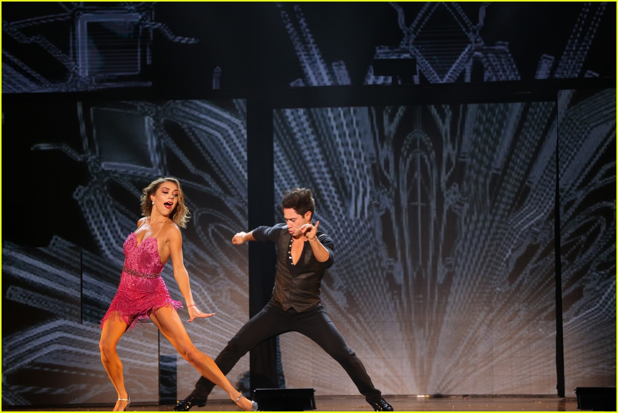 dwts light up night tour pics 41