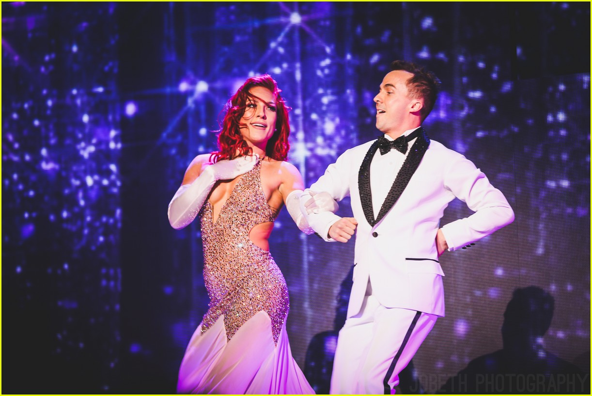 dwts light up night tour pics 45
