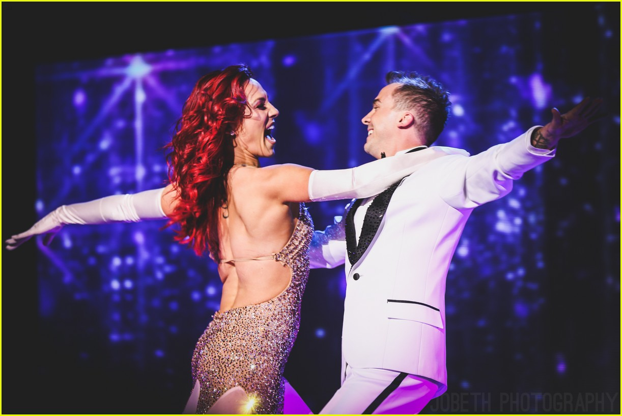 dwts light up night tour pics 57