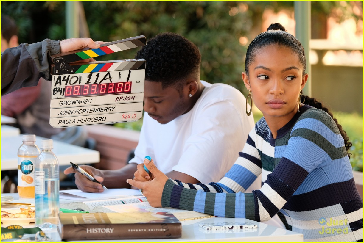 zoey tutor grownish starboy stills 08