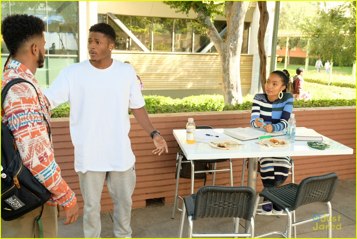 zoey tutor grownish starboy stills 22