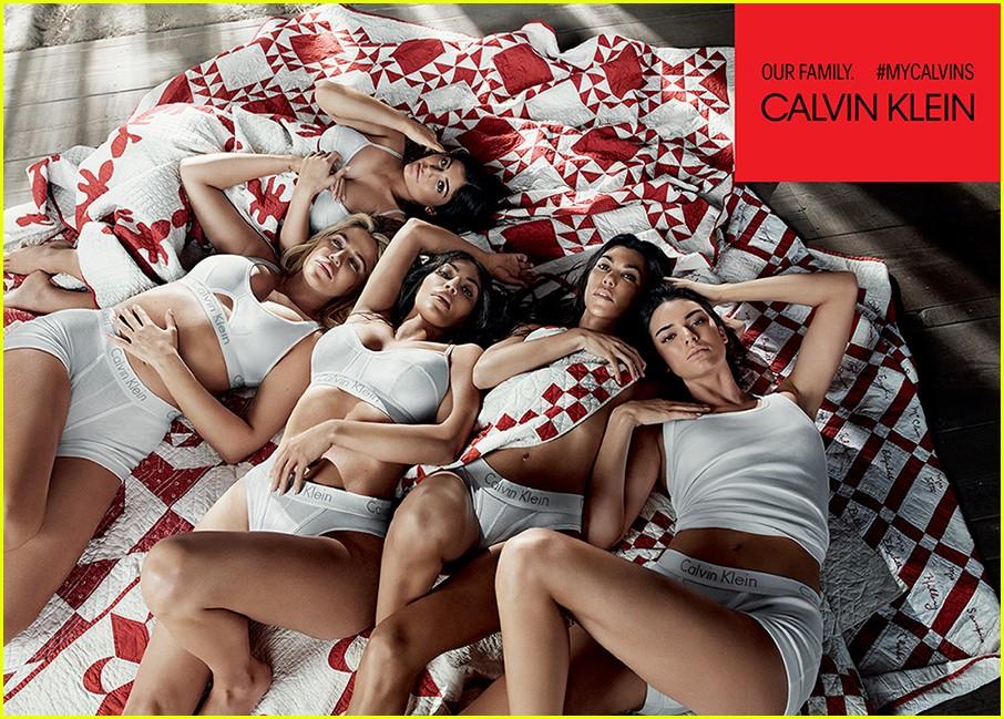 kardashian jenner my calvins campaign 06