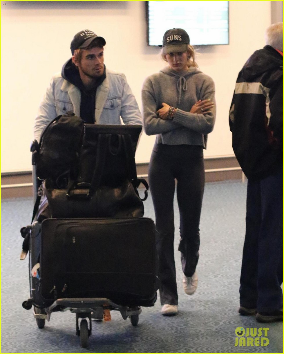 kj apa arrives in vancouver with mystery blonde 07