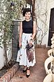camila mendes and katherine langford are black and white beauties at w mags it girls luncheon 12
