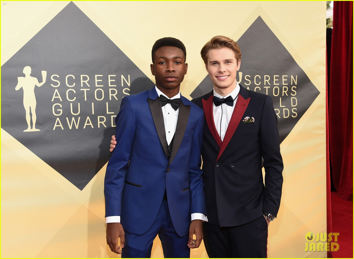 parker bates this is us sag awards 11