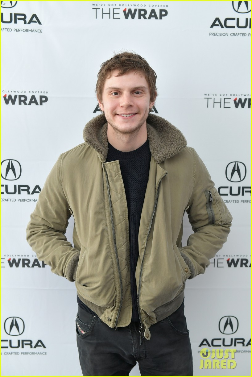 evan peters emma roberts american animals sundance 25
