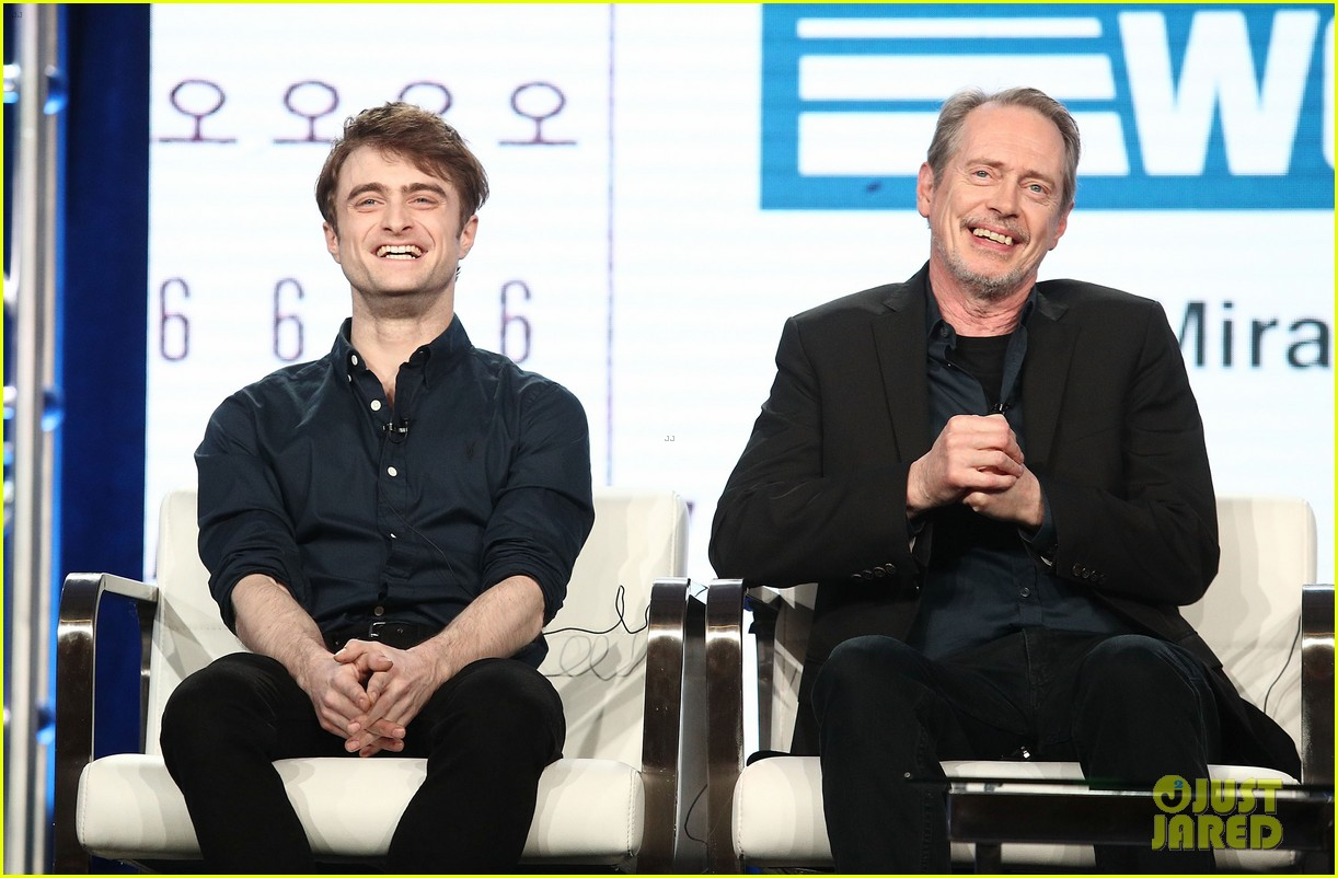daniel radcliffe and steve buscemi bring miracle workers to winter tca tour 2018 05