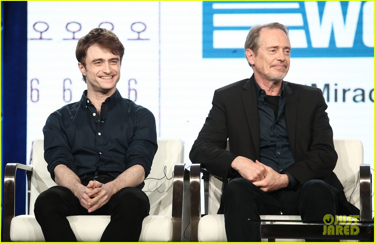 daniel radcliffe and steve buscemi bring miracle workers to winter tca tour 2018 09