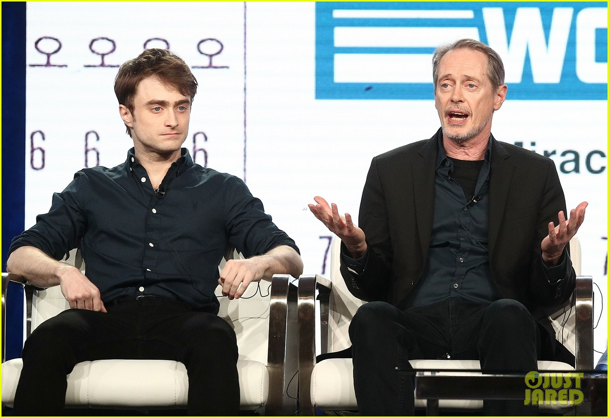 daniel radcliffe and steve buscemi bring miracle workers to winter tca tour 2018 15
