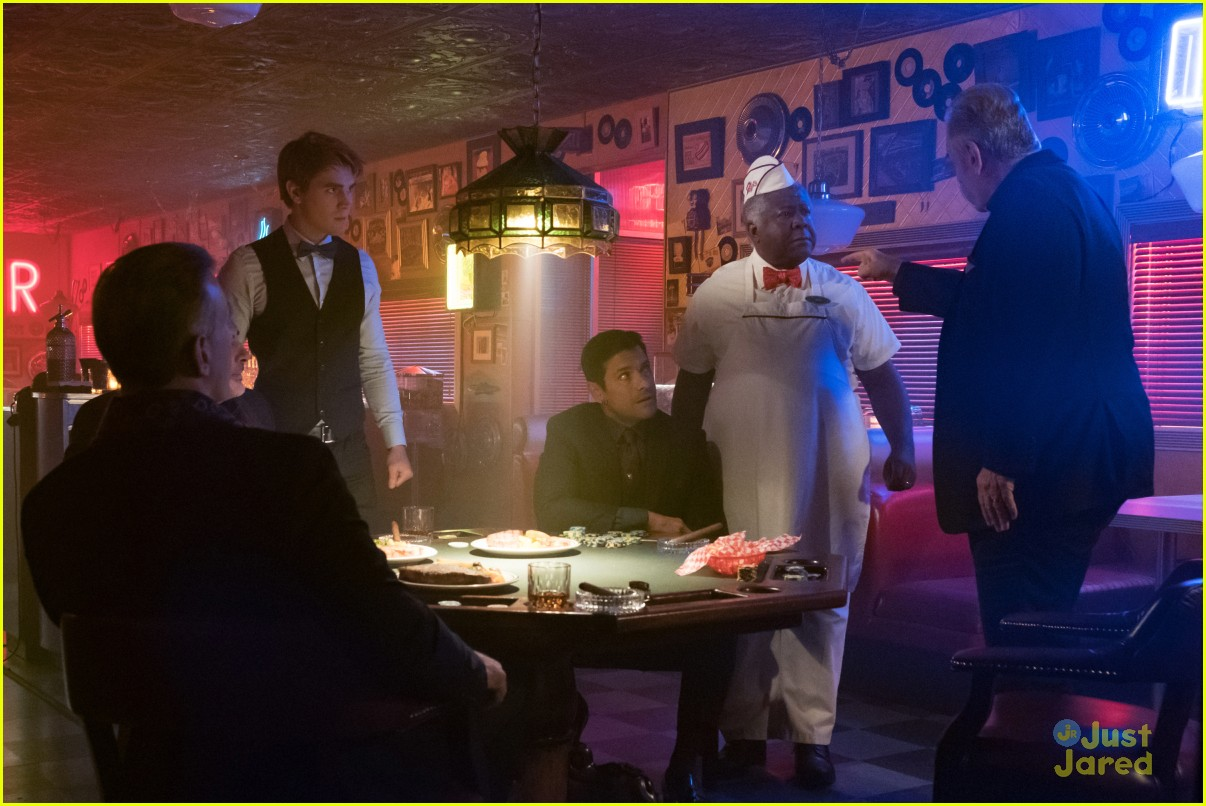 riverdale wicked divine stills 10