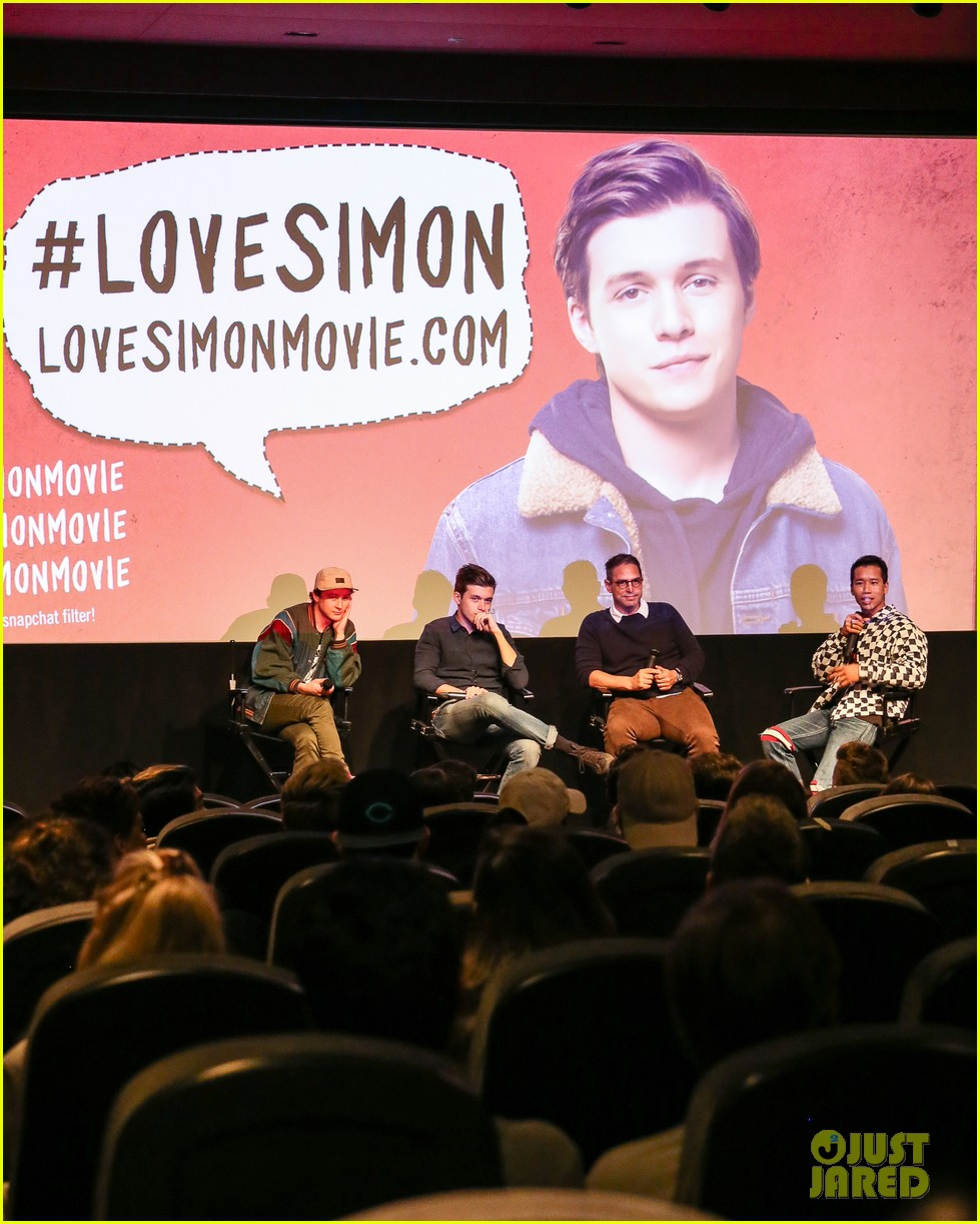nick robinson greg berlanti love simon movie 02