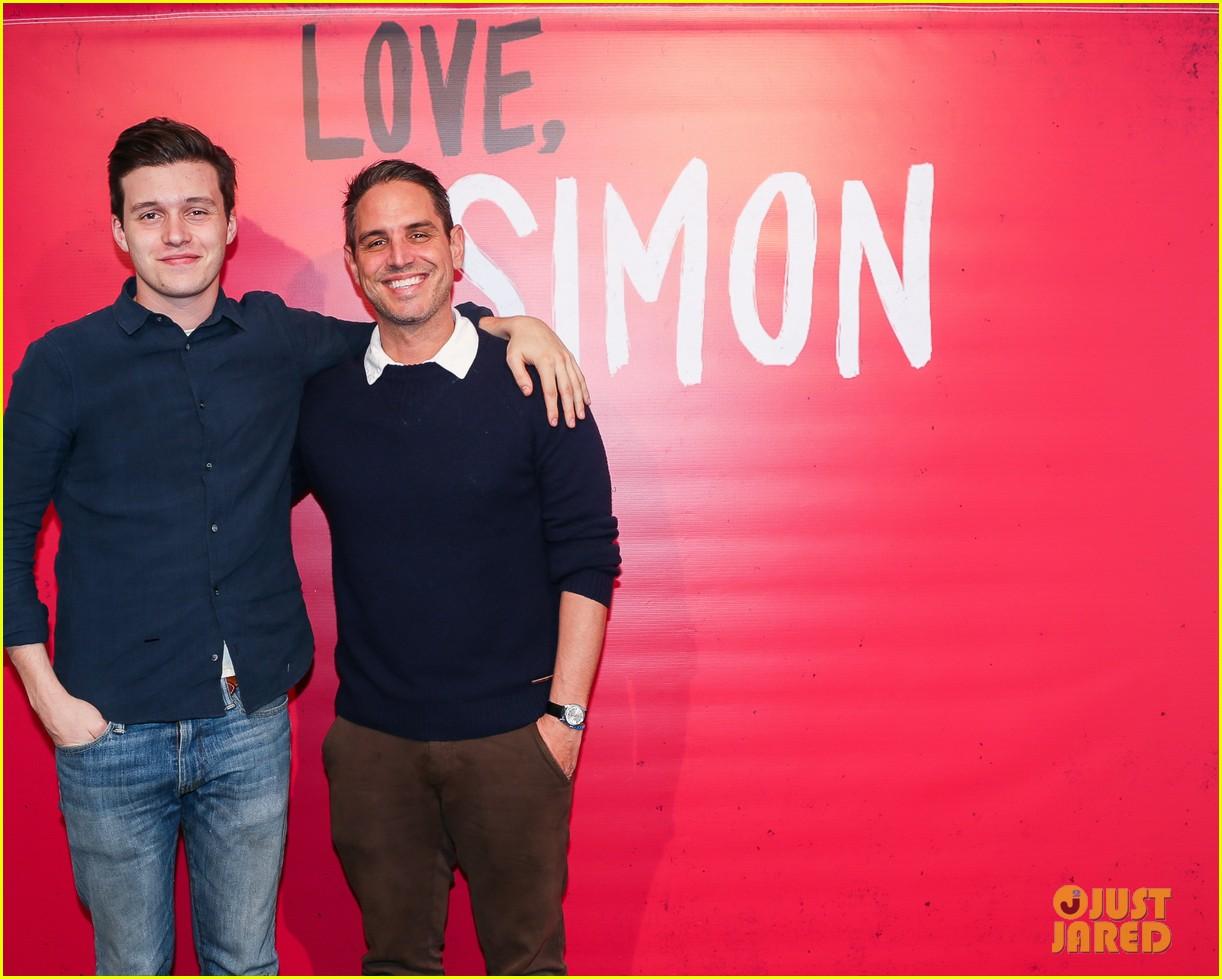 nick robinson greg berlanti love simon movie 21