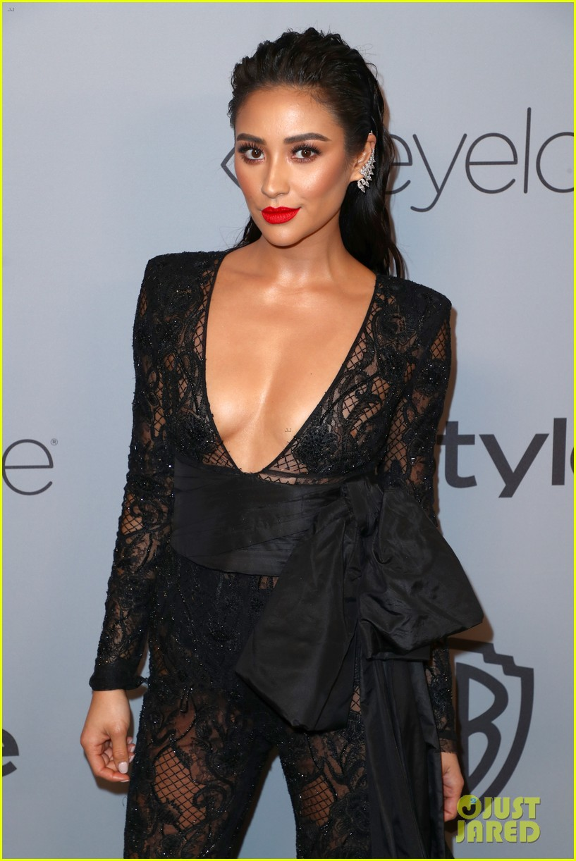 shay mitchell georgie flores instyle golden globes after party 10