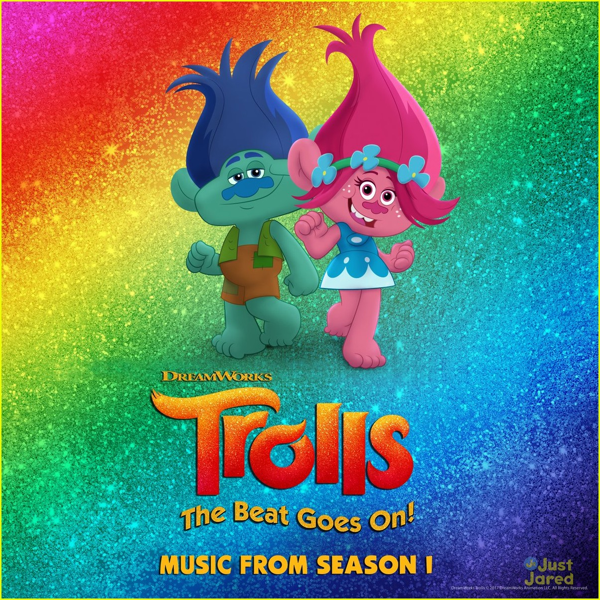 trolls beat goes on opening credits 03