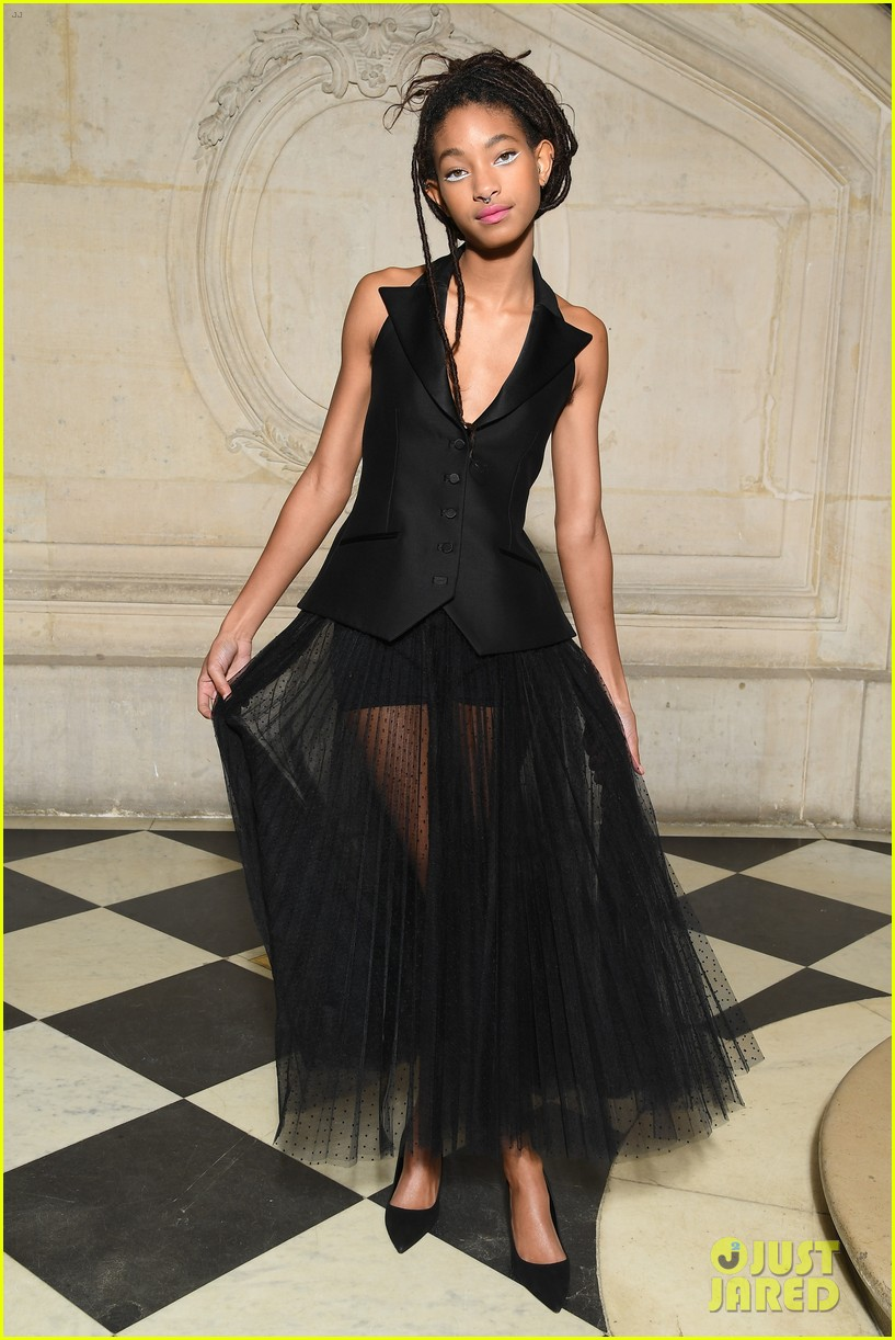 willow smith dior show 01