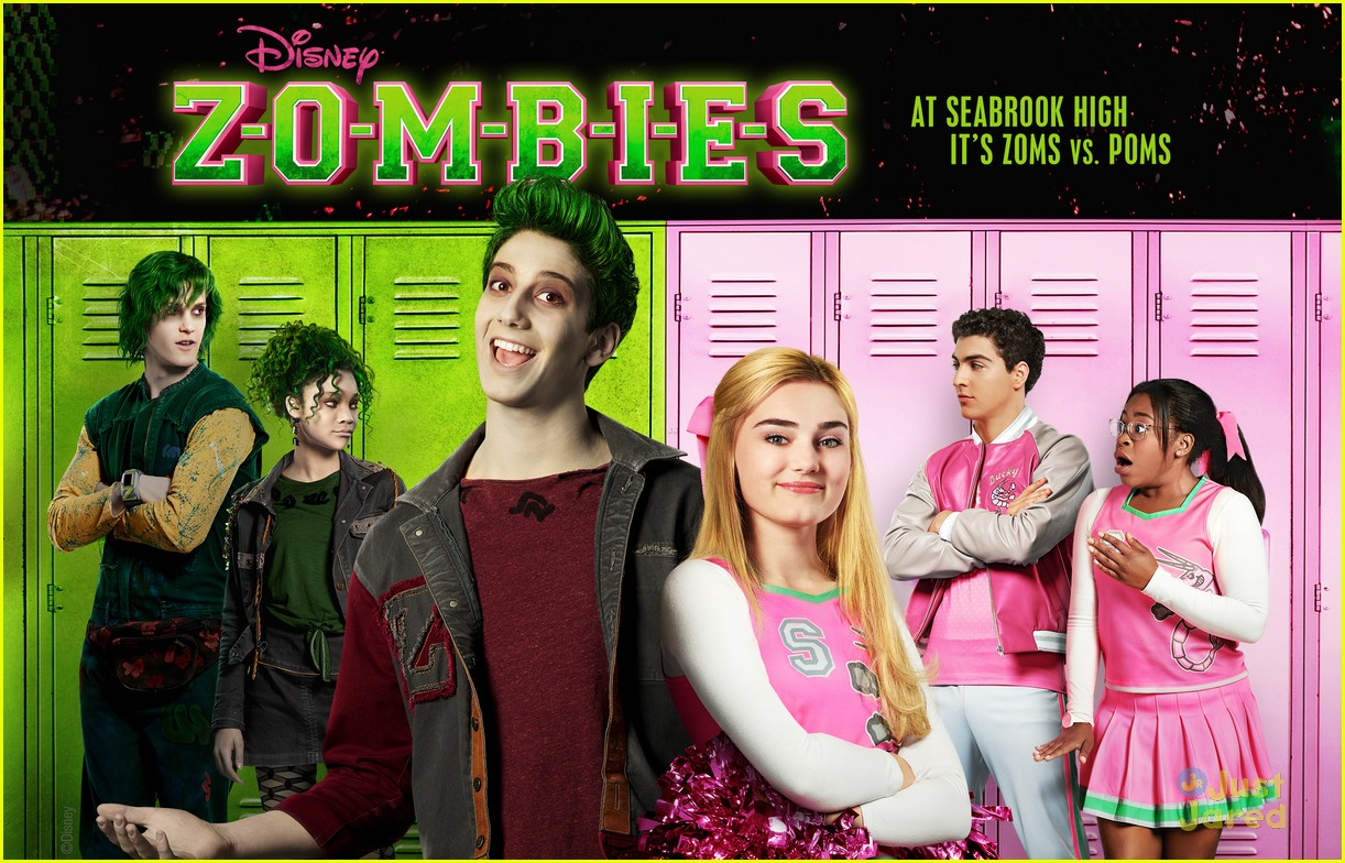 Image result for zombies dcom poster