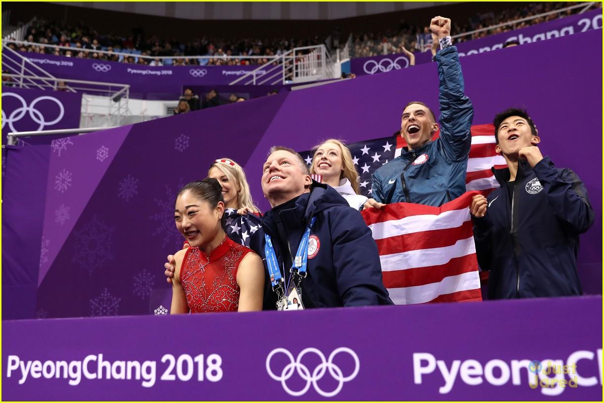 adam rippon mirai nagasu friendship story olympics 04