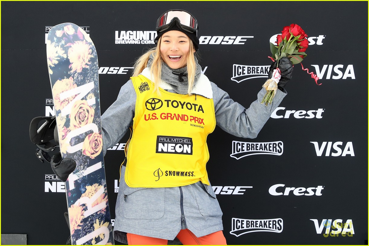 chloe kim dad spotlight nbc winter olympics superbowl commercial 03