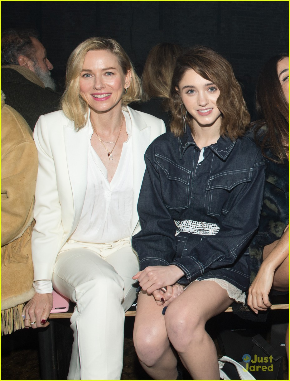 natalia dyer nancy wheeler closet nyfw 02