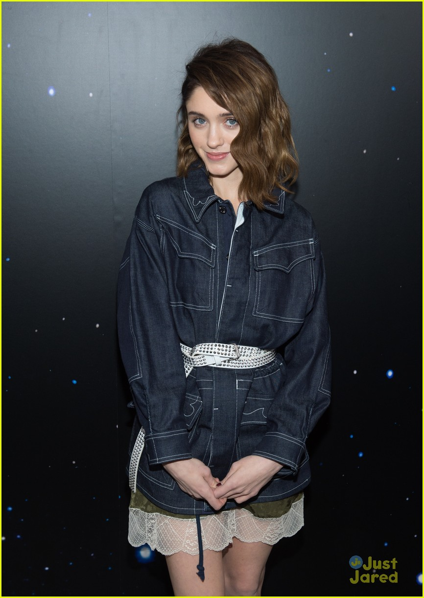 natalia dyer nancy wheeler closet nyfw 03
