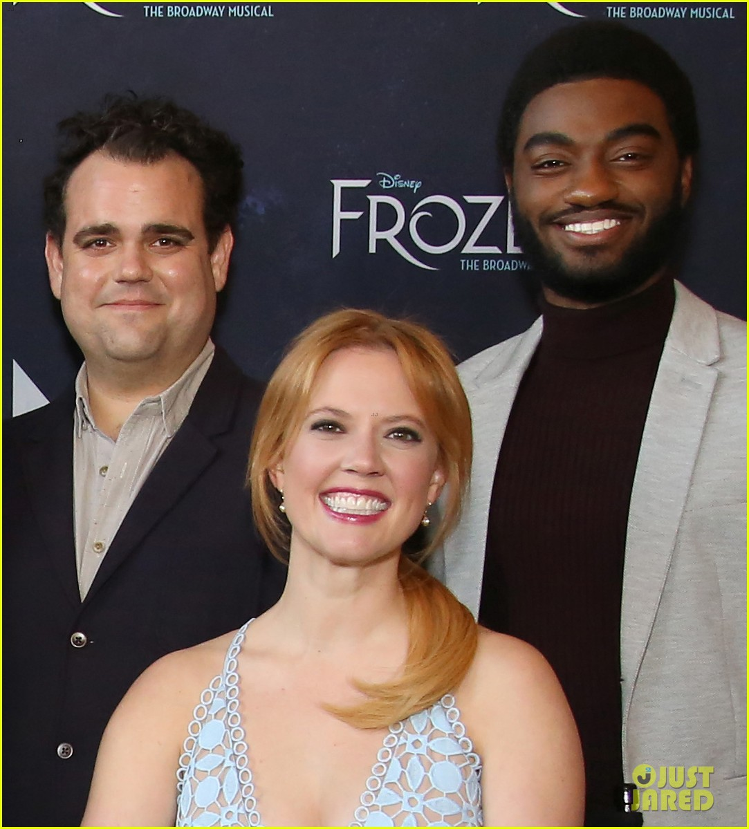frozen cast meets the press ahead of broadway debut 04