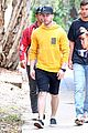 nick jonas meets up with brother joe in australia 35