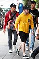 nick jonas meets up with brother joe in australia 55