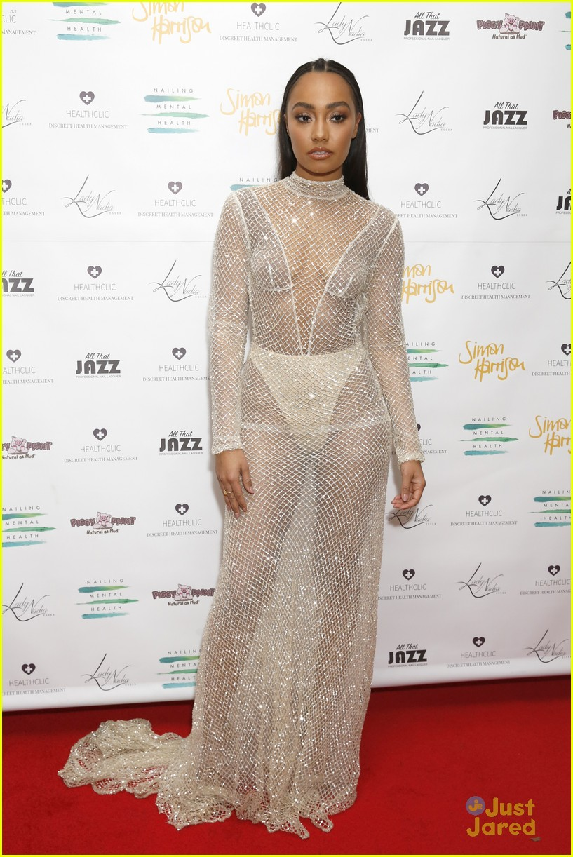 leigh anne pinnock andre gray mental health ball event 04